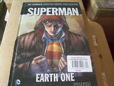 DC Comics Graphic Novel Collection Special # 12 Superman Earth One