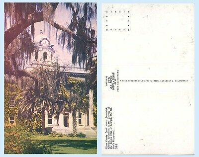 Glynn County Court House Brunswick Georgia  Postcard