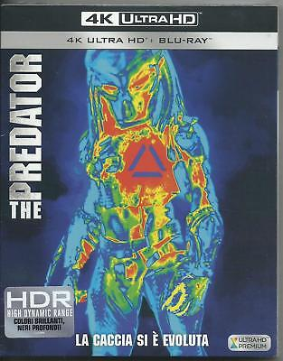 The Predator 4K Ultra HD (2018) 2 Blu-Ray Von 12/02/2019