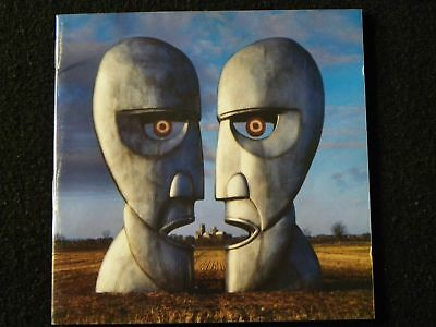 PINK FLOYD THE DIVISION BELL CD BRAZIL 1st PRESS 1994