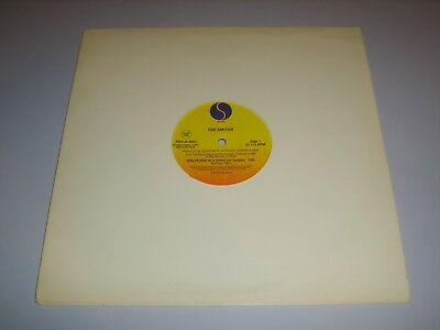 "THE SMITHS - Girlfriend In A Coma US 1987 Sire 12"" promo MORRISSEY"