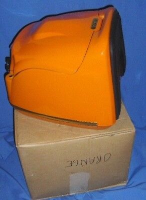 NEW VELOCE Model H1.1-88 Orange Scooter Locking Trunk Luggage Box Attachment