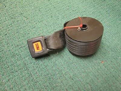 Webbing Spool Complete for Disabled winch Used