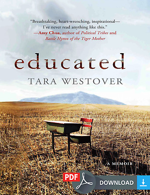 Educated- A Memoir (2018) by Tara Westover {PDF&EPUB} Fast delivery EB00K