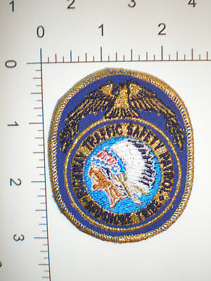 ID Idaho Shoshone Indian Tribe Highway Traffic Safety Patrol Tribal Police patch