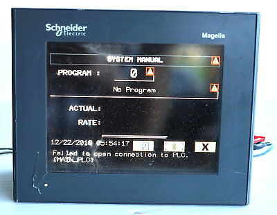Schneider XBTGT2930 Operator Interface Display Screen
