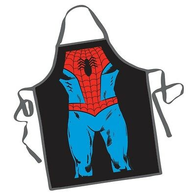 ICUP Be A Character Adult Hero Apron - Marvel Comics THE AMAZING SPIDER-MAN