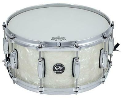 Gretsch Renown Maple 14x6.5in Snare, Vintage Pearl