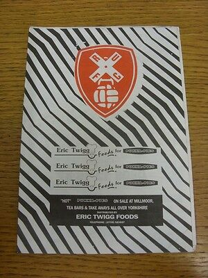 21/09/1992 Rotherham United Reserves v Manchester United Reserves [Includes Clas
