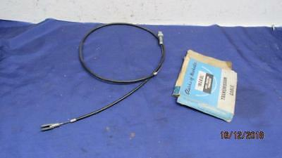 "BSA Pre Unit Front Brake Cable 8"" Brake 60-63 By Clark's  NOS  Gold Star  B1727"