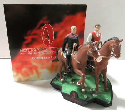 Star Trek Collectible Figure Limited Edition Applause Inc. 3744 / 5000
