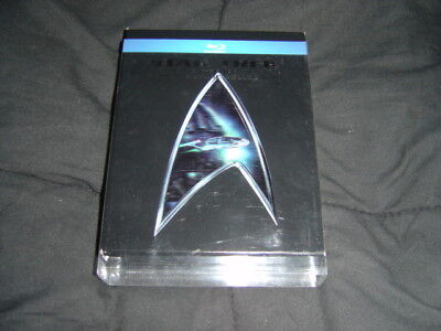 Blu-ray ~ Star Trek: The Next Generation - Motion Picture Collection (5 Discs)