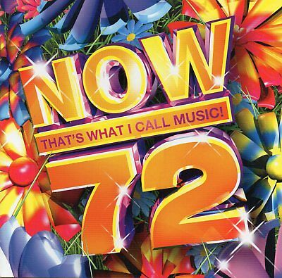 Now That's What I Call Music 72 - Various Artists (CD 2009) Original CD