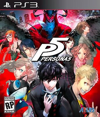 Persona 5 PS3 Digital Download Game - Leer Descripción
