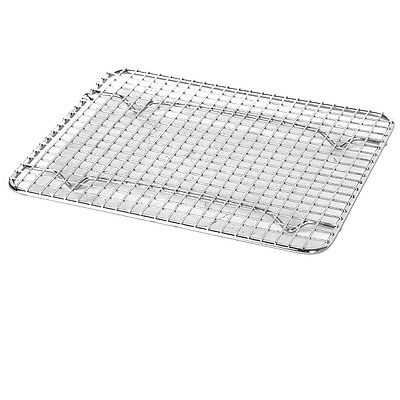1 PC Chrome Plated Wire Grate for 1/3 Size Steam Table Pan Cooling Rack SLWG001