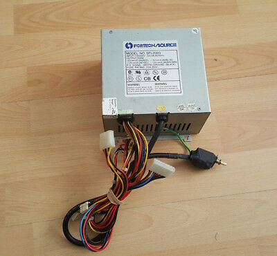 Power Supply Spi200G 200W Fortron/source Micronik Busboard Infinitiv Amiga Tower