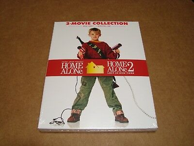 Home Alone & Home Alone 2: Lost in New York (Blu-ray Disc, 2017, 2-Disc Set)