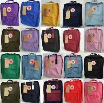 fjallraven kanken Backpacks Big 20L Size backpacks