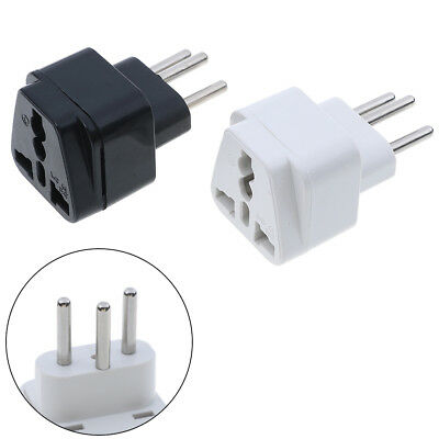 Universal UK/US/EU to Switzerland Swiss AC power plug travel adapter converters