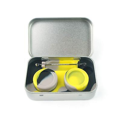 Dab Tool Kit Set Silicone Dabbing Holder Cheap Dabber Accessories Case Travel