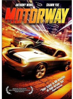 Motorway DVD Anthony Wong