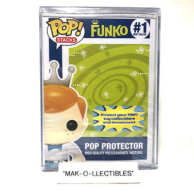 Funko Pop! Stacks Premium Pop Protector Protect Your Collectibles & Investments