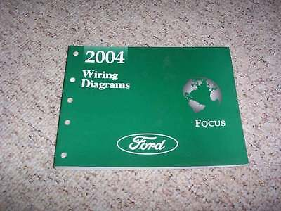 2004 ford 2000 ford focus electrical wiring diagram manual se zx3 xl  zts 2 0l ford focus zx