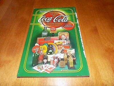 B. J. Summers' Pocket Guide to Coca-Cola Identifications and Current Values Book