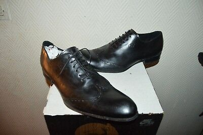 bf9d2a48cb8f Chaussure Eden Park Cuir Taille 47 Leather Shoes Schu zapato scarpa Be Us 12