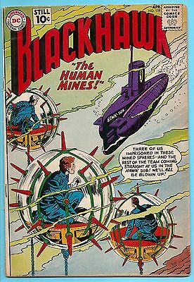 Blackhawk #159  April 1961