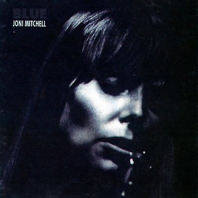 Joni Mitchell Blue Lp Vinyl Record New