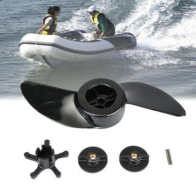 2 Blades Boat Motor Propellers Engines Marine Outboard Propeller Accessories