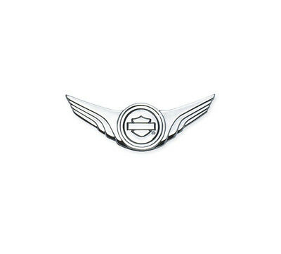 Harley Davidson Bar & Shield with Wings Decorative Medallion - 91745-02