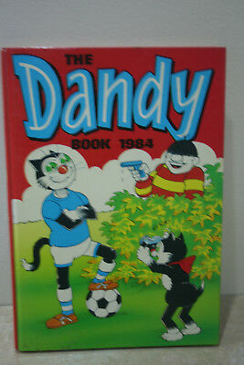 THE DANDY Book/Annual 1984 Unclipped - Very Good Condition