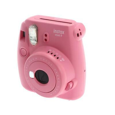 Fujifilm Instax Mini 9 Camera, Flamingo Pink
