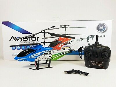 Radio Remote RC Control Syma 9053 3.5CH Helicopter With Gyro Stability UK Model