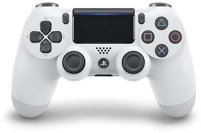 Sony DualShock 4 Glacier White V2 Wireless Controller For PS4 Consoles New