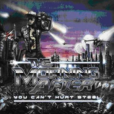 Morning After, the - You Can't Hurt Steel CD NEU OVP