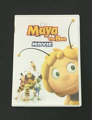 Maya The Bee Movie DVD Animated Kids Children Family
