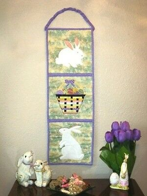 Easter Time Wall Hanging/Table Runner Sewing/Quilting Pattern