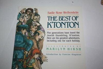 The Best of K'Tonton: The Greatest Adventures in the Life of the JEWISH Thumblin
