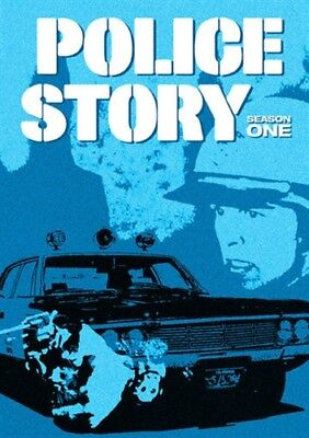 POLICE STORY TV SERIES COMPLETE SEASON ONE 1 New Sealed 6 DVD Set