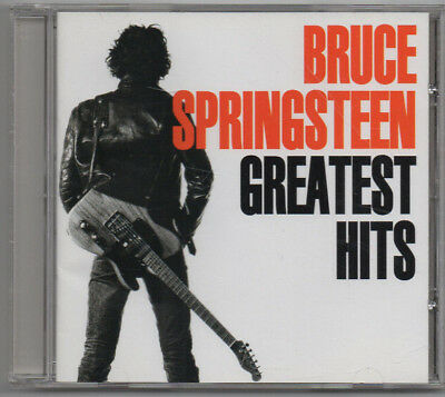 Bruce Springsteen-Greatest Hits CD free shipping to USA