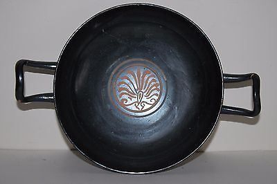 ANCIENT GREEK POTTERY HELLENISTIC KYLIX 3rd  CENTURY BC