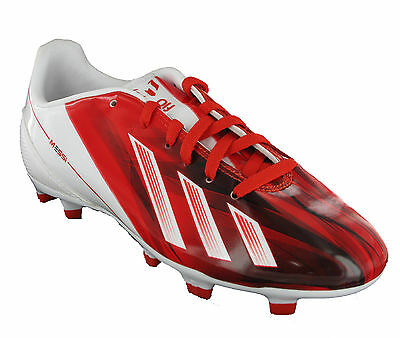 half off f154c 1364a Adidas Messi F10 TRX Moulded Studs Boys Kids Football Boots Size 13-5 UK