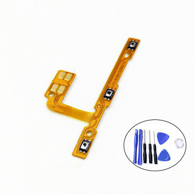 1/2X POWER Volume Button Flex Cable Ribbon Replacement for Huawei Mate 10 Lite