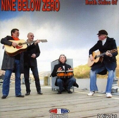 Nine Below Zero Both Sides Of Live CD+DVD NEW SEALED Don't Point Your Finger+