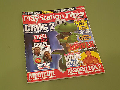 Official UK Playstation Tips Magazine - Issue 8