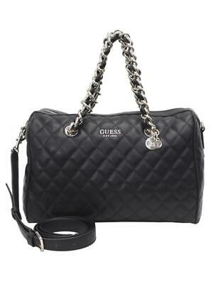 4504051ee1c GUESS WOMEN'S SWEET Candy Large Quilted Satchel Handbag