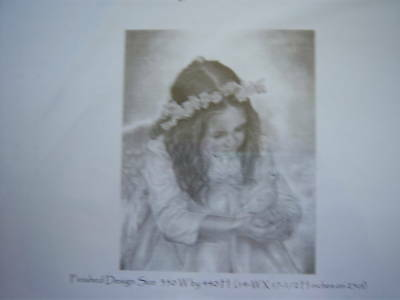 Sale 40% Off Heaven & Earth Designs X-stitch chart - Easter Blessings